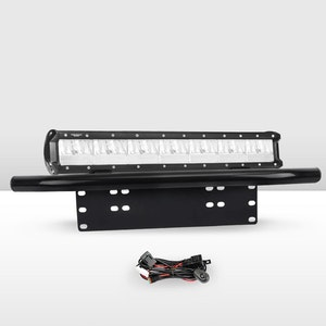 20inch Cree LED Light Bar Combo Beam Driving Lamp with Plate Frame