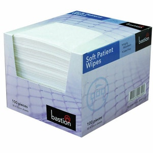 Wipes - Bastion Soft Wipes 30 x 33cm