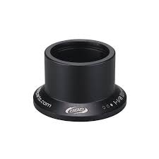 BBB Aluspace Topcup 1 1/8 Integrated 20Mm Spacer Black