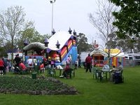 Family Fun at Leisurefest Sandown