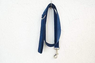 Barker & Bone Dog Leash | Dark Blue