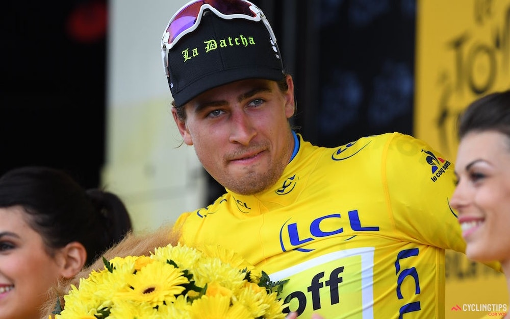 Peter Sagan 2016 Tour de France Stage 2