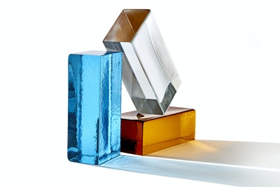 Glass Bricks Are Back - Here's How You Can Use Them