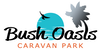 Bush Oasis Caravan Park.