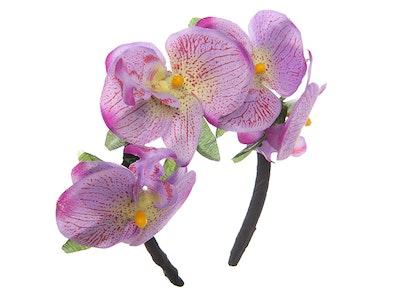 Jenny's Original Designs Lilac Orchid Fascinator