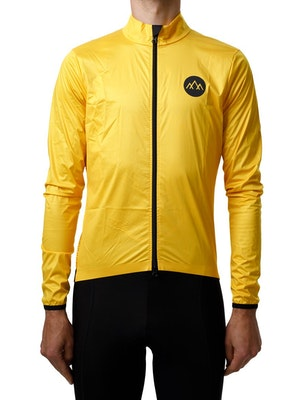 Band of Climbers Izoard Wind Jacket - Yellow