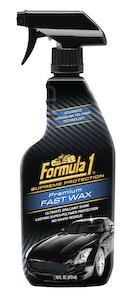 Formula 1 Premium Fast Wax 473ml