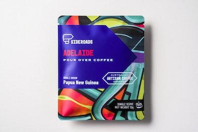 Sideroads Adelaide - Box of 10 | Drip coffee sachets