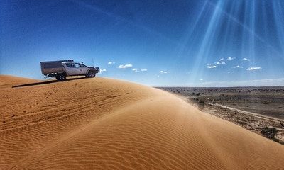 The Legendary Birdsville Track