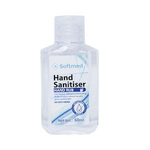 SoftMed Hand Sanitizer - 59 ml