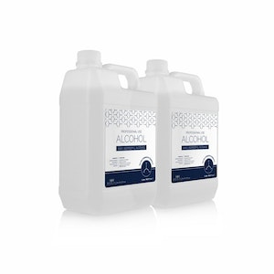 Regal by Anh Hoang 100% Pure Isopropyl Alcohol (Rubbing Alcohol) - (10 Litre) - (2 x 5L)