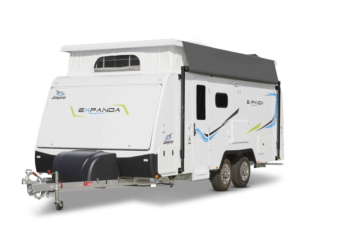 Jayco Expanda Pop Top