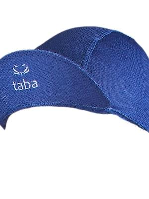 Taba Fashion Sportswear Gorra Ciclismo Malla Azul Rey