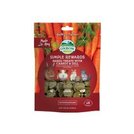 OXBOW Simple Rewards Carrot & Dill 85g