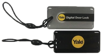 Yale contactless key tag (Each)