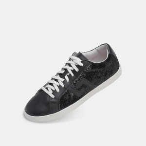 ROLLIE PRIME SNEAKER - Black Sequin