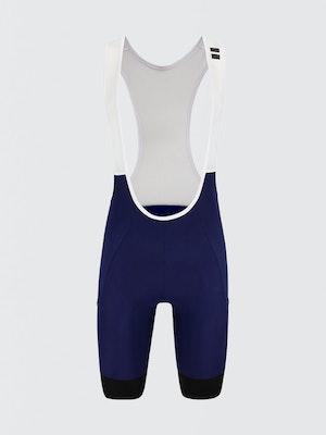 Soomom Women's Base Cargo Bib Shorts - Navy