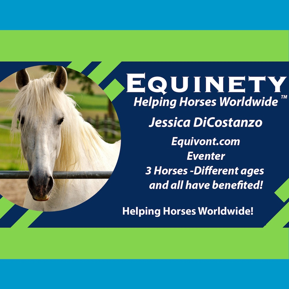 Team Equinety Podcast featuring Equivont CEO Jessica