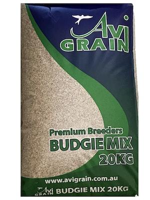 Avigrain Produce Budgie Mix Avigrain