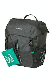 Basil Discovery Single Bag Black 9L