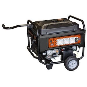 SPGC12000E Generator 20Hp 12KVA 9500w Construction Series Sine Wave SPGC12000E