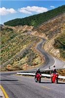 Live to ride. The Great Alpine Road. Courtesy Alpine Region Tourism