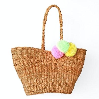 Global Sisters Shop Goa Basket Bag