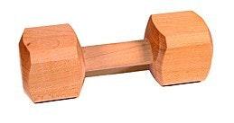 Redline K9 Wooden Dumbbell Grip Corrector