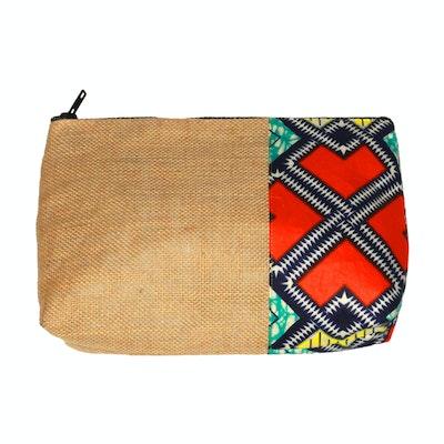 Global Sisters Shop Zane Travel Bag - Red