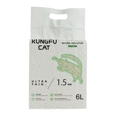 Kungfu CAT Green Tea 6L/2.6KG