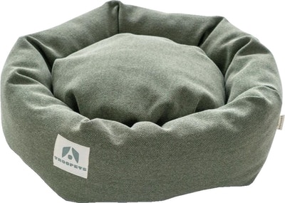 Troopets Round Dog Bed (3 Sizes Available)