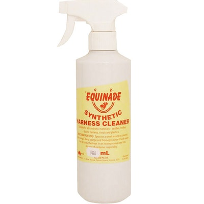 Equinade Synthetic Harness Saddles & Bridle Cleaner 500ml