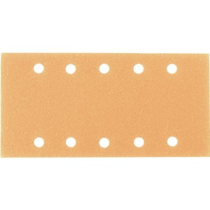 Smirdex Velcro Sheets 115 x 230mm 10 Hole - Pack of 50
