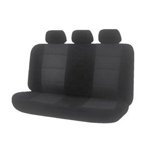 Universal Premium Rear Seat Covers Size 06/08H | Grey