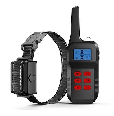 eDog Australia Barktec 2-in-1 Anti-Bark Collar+Remote Training Collar
