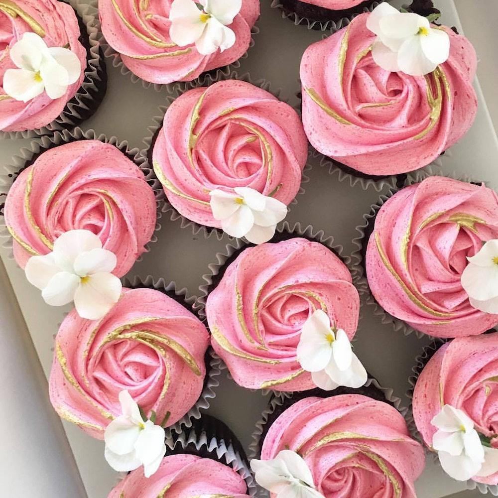 australia day cupcake LENZO