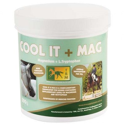 TRM Cool It + Mag Powder Nervous Function Horse Supplement 500g