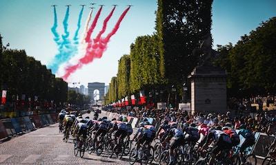 Tour de France 2021: Zusammenfassung der einundzwanzigsten Etappe