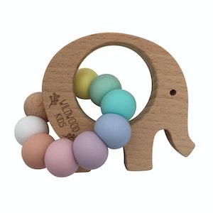Elephant Teething Toy