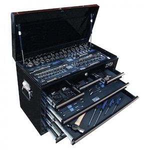 SP50099 Tool Kit 201 Piece METRIC/SAE Custom Series SP50099