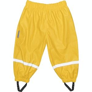 Silly Billyz Medium Yellow Waterproof Pants