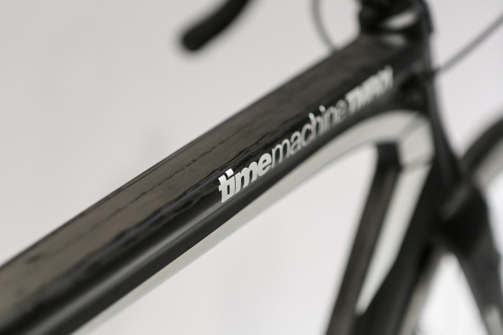 Time Machine TMR 01 Top tube