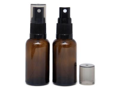arōmaLEAF Amber Glass Spray Bottle 30ml