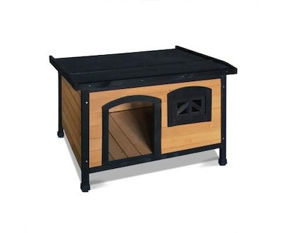 House of Pets Delight Dog Kennel with Elevated Floor - Large