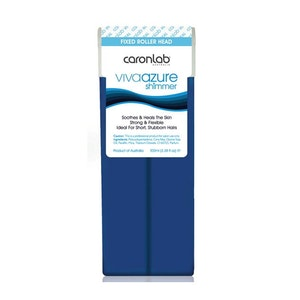 Caronlab Viva Azure Strip Wax Cartridge Fixed Head (100ml) Hair Removal