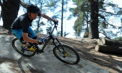 Ballarat's Double Black Diamond Mountain Biking