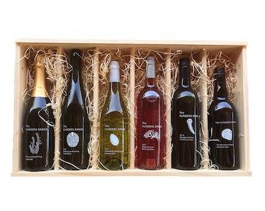 The Flinders Range 6 Wine Wooden Box Set