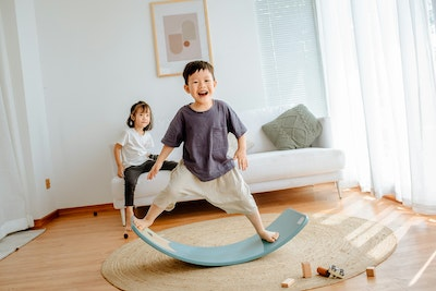 Bolin Bolon Kids Balance Board
