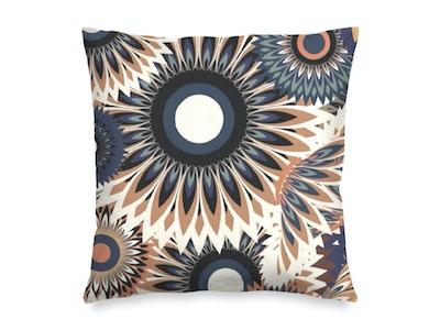 """Robyn Lowit Designs Sunflower Cushions 16"""" x 16"""" 2021"""