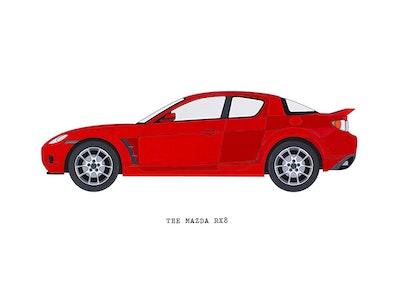 The Mazda RX8
